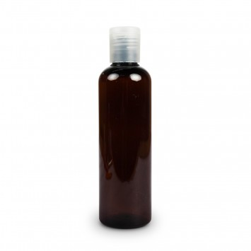 Amber Plastic Bottle (Meadows Aroma) 10x250ml
