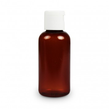 Amber Plastic Bottle (Meadows Aroma) 10x50ml