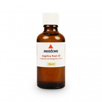 Angelica Root Essential Oil (Meadows Aroma) 50ml