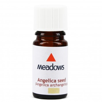Angelica Seed Essential Oil (Meadows Aroma) 25ml