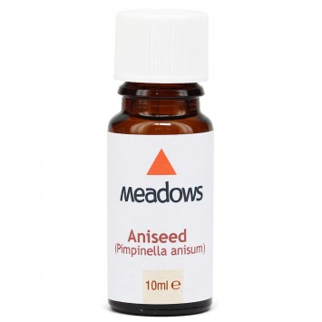 Aniseed Essential Oil (Meadows Aroma) 10ml