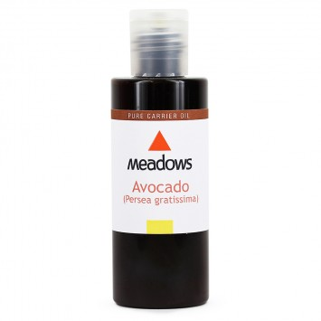 Avocado Carrier Oil (Meadows Aroma) 1 Litre
