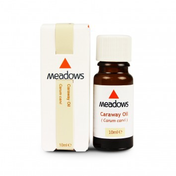 Caraway Essential Oil (Meadows Aroma) 10ml