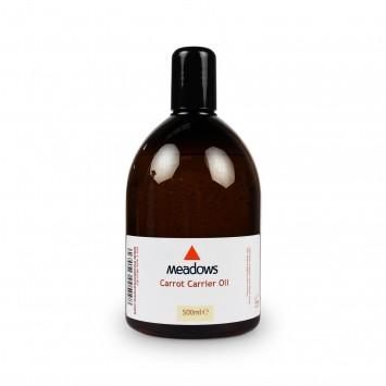 Carrot Carrier Oil (Meadows Aroma) 500ml