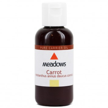 Carrot Carrier Oil (Meadows Aroma) 1 Litre