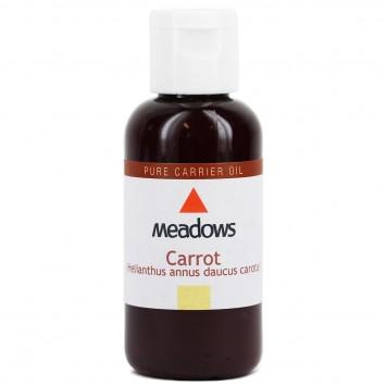 Carrot Carrier Oil (Meadows Aroma) 100ml