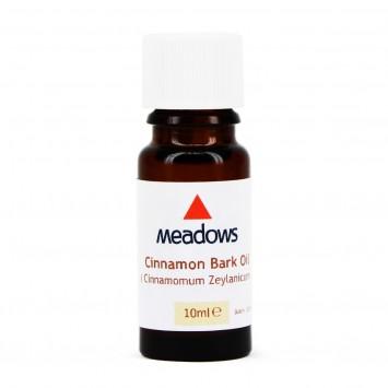 Cinnamon Bark Essential Oil (Meadows Aroma) 10ml
