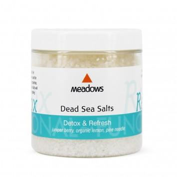 Dead Sea Salts Detox (Meadows Aroma) 300g