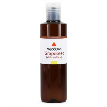 Grapeseed Carrier Oil (Meadows Aroma) 1 Litre