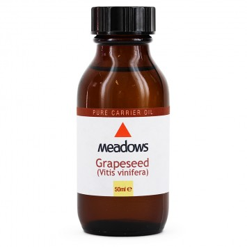 Grapeseed Carrier Oil (Meadows Aroma) 50ml