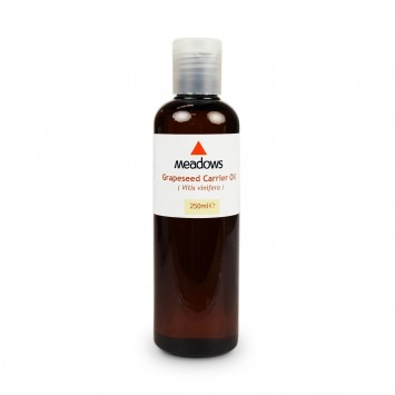 Grapeseed Carrier Oil (Meadows Aroma) 250ml