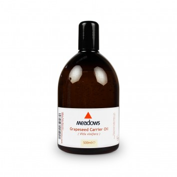 Grapeseed Carrier Oil (Meadows Aroma) 500ml