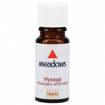 Hyssop Essential Oil (Meadows Aroma) 10ml