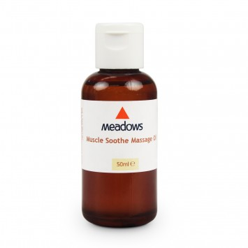Muscle Soothe Massage Oil (Meadows Aroma) 50ml