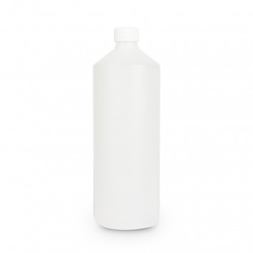 Opaque Plastic Bottle (Meadows Aroma) 1 Litre