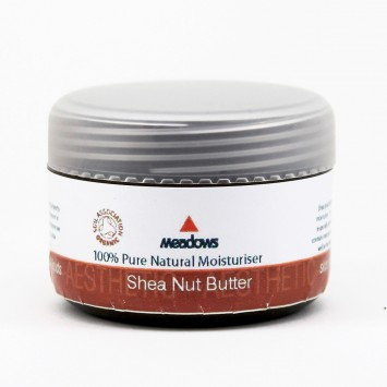 Organic Shea Nut Butter (Meadows Aroma) 1 Litre