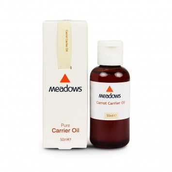 Organic Carrot Carrier Oil (Meadows Aroma) 50ml
