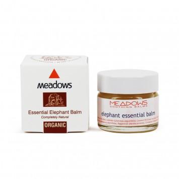 Organic Elephant Essential Balm (Meadows Aroma) 14ml