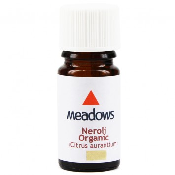 Organic Neroli Essential Oil (Meadows Aroma) 10ml