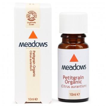 Organic Petitgrain Essential Oil (Meadows Aroma) 10ml