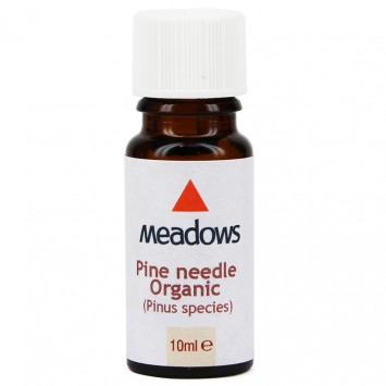 Organic Pine Needles Essential Oil (Meadows Aroma) 10ml