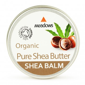 Organic Shea Nut Butter (Meadows Aroma) 50ml