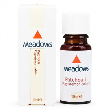 Patchouli Essential Oil (Meadows Aroma) 10ml