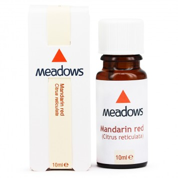 Mandarin (Red) Essential Oil (Meadows Aroma) 10ml