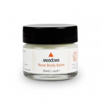 Rose Body Balm (Meadows Aroma) 15ml
