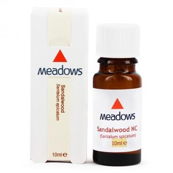 Sandalwood New Caledonia Essential Oil (Meadows Aroma) 10ml