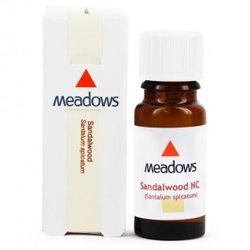 Sandalwood New Caledonia Essential Oil (Meadows Aroma) 25ml