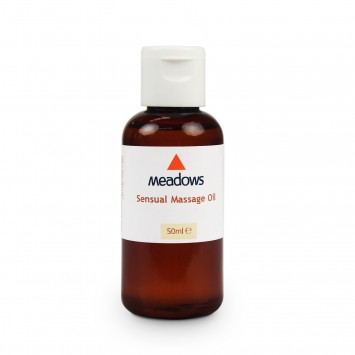 Sensual Massage Oil (Meadows Aroma) 50ml