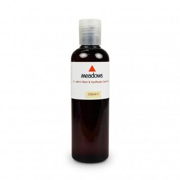 St. John's Wort & Sunflower Carrier Oil (Meadows Aroma) 250ml