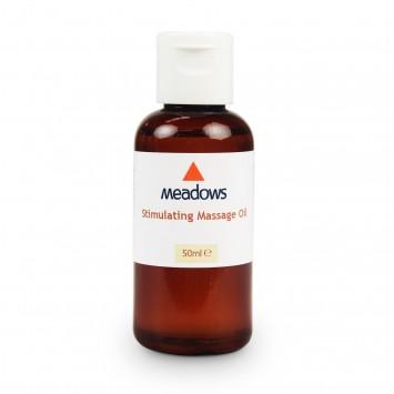 Stimulating Massage Oil (Meadows Aroma) 50ml