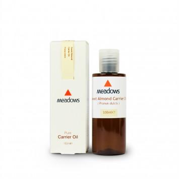 Sweet Almond Carrier Oil (Meadows Aroma) 100ml
