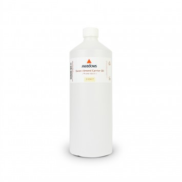 Sweet Almond Carrier Oil (Meadows Aroma) 1 Litre