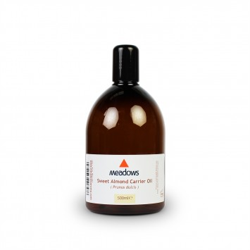 Sweet Almond Carrier Oil (Meadows Aroma) 500ml