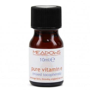 Vitamin E 100% Pure Plant Derived (Meadows Aroma) 10ml
