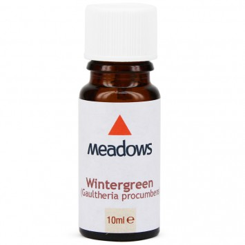 Wintergreen Essential Oil (Meadows Aroma) 10ml