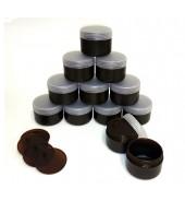 50ml Plastic Screw top Jar x100 Bundle