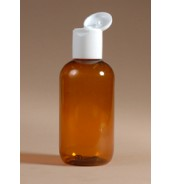 Amber Plastic Bottle (Meadows Aroma) 10x100ml