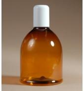 Amber Plastic Bell Bottle (Meadows Aroma) 10x500ml