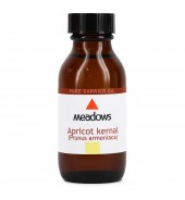 Apricot Kernel Carrier Oil (Meadows Aroma) 500ml