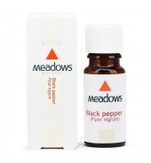 Black Pepper Essential Oil (Meadows Aroma) 25ml