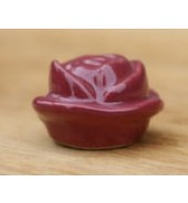 Incense Holder - Rose (Meadows Aroma)