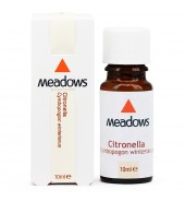 Citronella Essential Oil (Meadows Aroma) 10ml