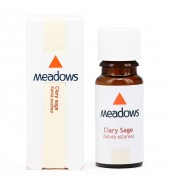 Clary Sage Essential Oil (Meadows Aroma) 100ml