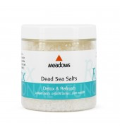 Dead Sea Salts Detox (Meadows Aroma) 300g