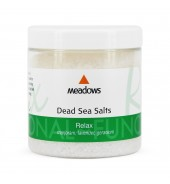 Dead Sea Salts Relax (Meadows Aroma) 300g