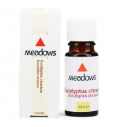 Eucalyptus Citriodoria (Lemon Scented) Essential Oil (Meadows Aroma) 10ml